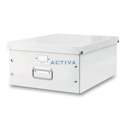 Obrázek produktu Leitz - krabice A3 - bílá