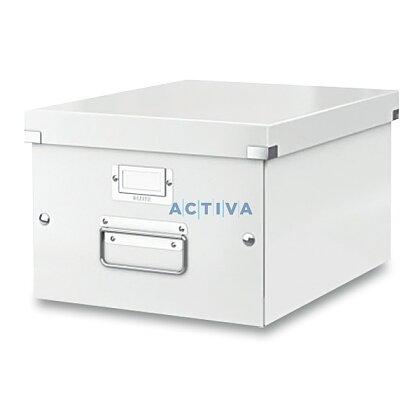 Obrázek produktu Leitz - krabice A4 - bílá