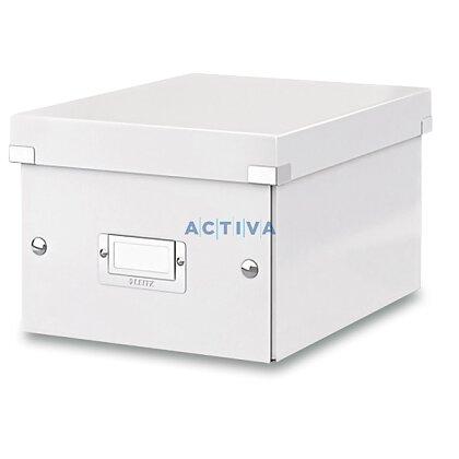Obrázek produktu Leitz - krabice A5 - bílá
