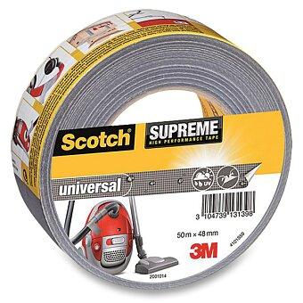 Obrázek produktu Textilní samolepící páska Schotch Textil 1160 - šíře 48 mm, návin 50 m