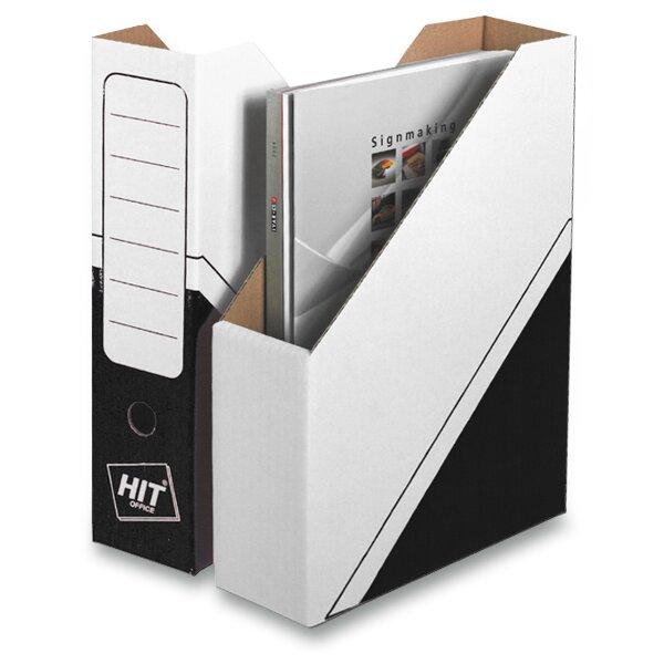Magazin box Hit Office - archivační box černý