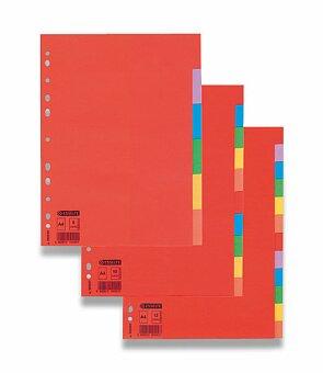 Obrázek produktu Papírový rozlišovač Esselte Economy - 10 listů