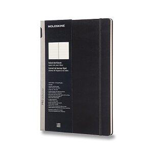 Zápisník Moleskine Workbook - tvrdé desky