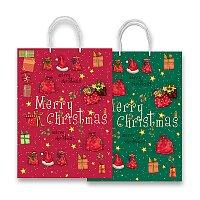 Dárková taška Merry Christmas