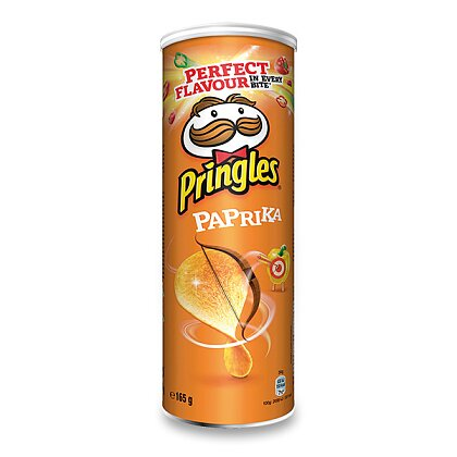 Product image Pringles - chips - Pepper, 165 g