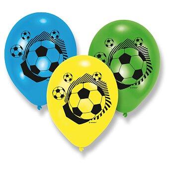 Obrázek produktu Nafukovací balónky Football Party - 6 ks