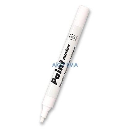 Obrázek produktu Centropen Marker 9100 - lakový značkovač - bílý