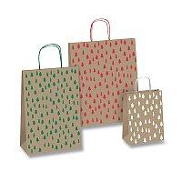 Dárková taška Kraft Natale