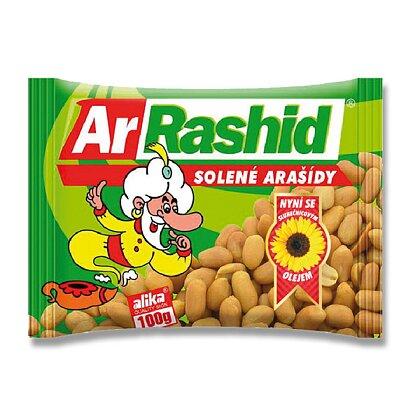 Obrázek produktu ArRashid - arašídy solené, 100 g