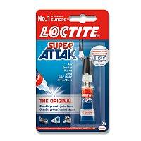 Vteřinové lepidlo  Loctite Super Attak Liquid