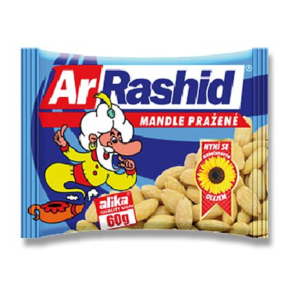 Product image ArRashid - roasted almonds