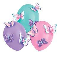 Nafukovací balónky Flutter