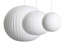 Závěsné svítidlo Hay Nelson Bubble Lamp Ball