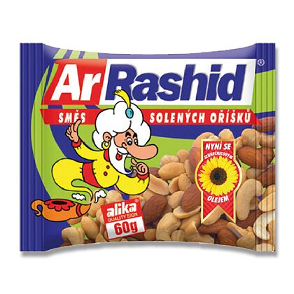 Product image ArRashid - a mixture of salted nuts