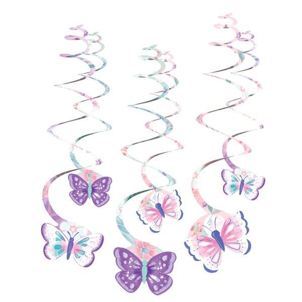 Spirály Flutter 6 ks