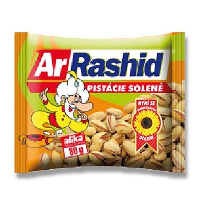 Product image Ar Rashid - pistachios roasted, 80 g