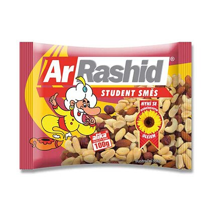 Product image Ar Rashid - student mixture, 100 g