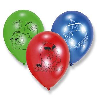 Obrázek produktu Nafukovací balónky Angry Birds Movie - 6 ks