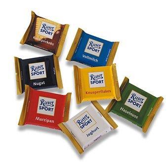 Obrázek produktu Mini čokoládky Ritter Sport - 84 ks x 16,67 g