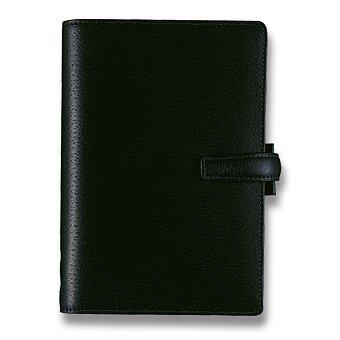 Obrázek produktu Kapesní diář Filofax Pimlico A7 - černý