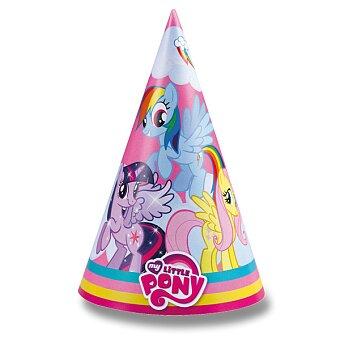 Obrázek produktu Kloboučky My Little Pony Rainbow - 8 ks