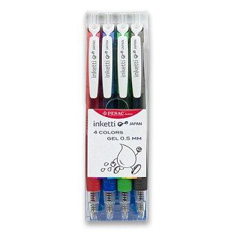 Obrázek produktu Roller Penac Inketti - sada 4 základních barev