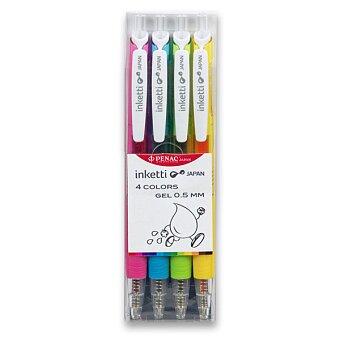 Obrázek produktu Roller Penac Inketti - sada 4 barev
