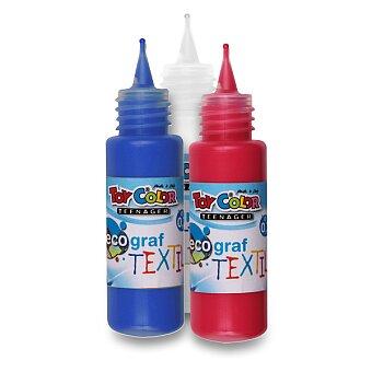 Obrázek produktu Barva Magic Textile - 25 ml - výběr barev