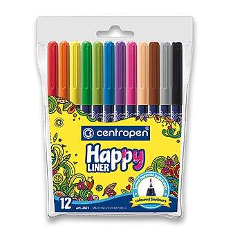 Obrázek produktu Linery Centropen Happy Liner 2521 - 12 barev