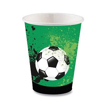 Obrázek produktu Papírové kelímky Goal Getter - objem 0,25 l, 8 ks