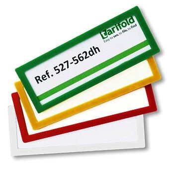 Obrázek produktu Magnetický rámeček Tarifold Display Frame - 120 x 45 mm, 4 ks, výběr barev