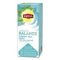Bylinný čaj Lipton Máta
