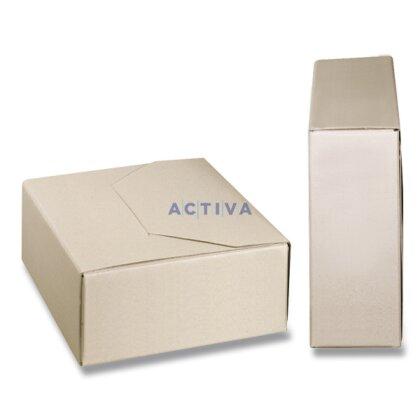 Obrázok produktu Emba - archivačná krabica z archívnej lepenky - 350 x 260 x 115 mm