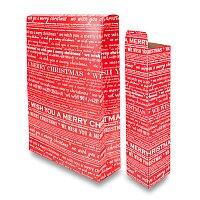 Papírový box Ambar Xmass