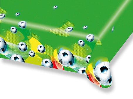 Obrázek produktu Plastový ubrus Football Party - 120×180 cm