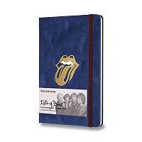 Zápisník Moleskine Rolling Stones - tvrdé desky