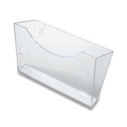 Obrázek produktu Helit Tranzit - závěsný díl - transparentní