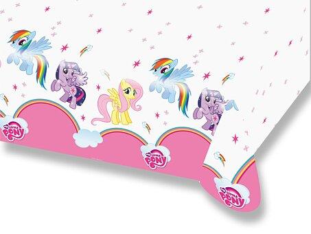 Obrázek produktu Plastový ubrus My Little Pony Rainbow - 120×180 cm