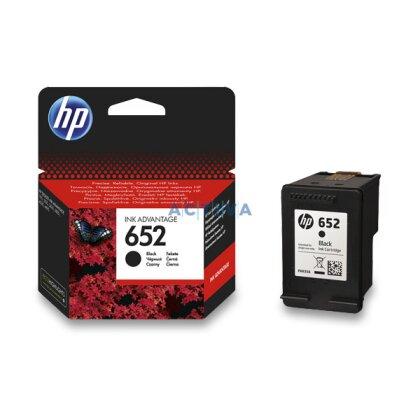 Obrázek produktu HP - cartridge F6V25A, black (černá) pro inkoustové tiskárny