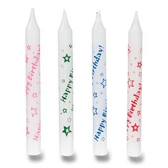 Obrázek produktu Narozeninové svíčky - 8 ks