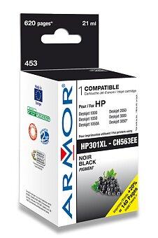 Obrázek produktu Cartridge Armor CH563EE pro inkoustové tiskárny - black (černá), 21 ml