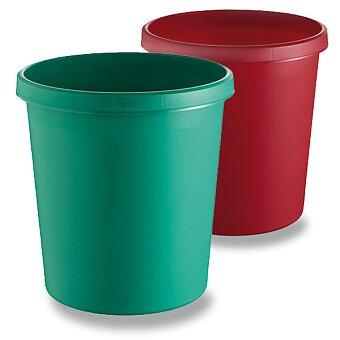 Obrázek produktu Odpadkový koš Helit - objem 18 l, výběr barev