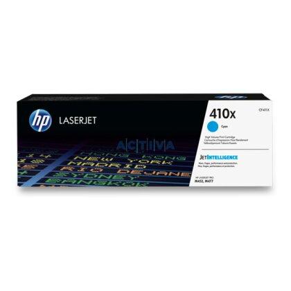 Obrázek produktu HP - toner CF411X, cyan (modrý) pro laserové tiskárny