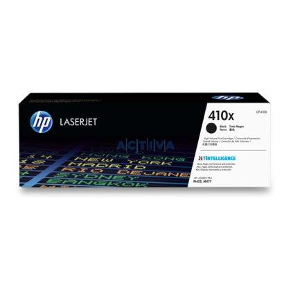 Obrázek produktu HP - toner CF410X, black (černý) pro laserové tiskárny