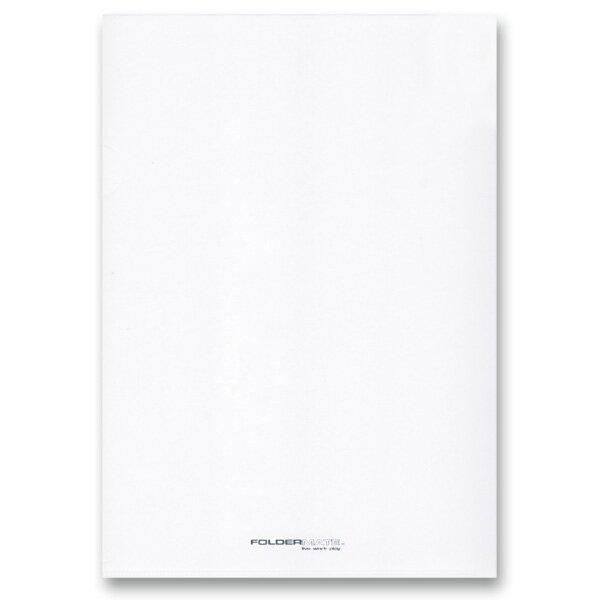 Zakládací obal L FolderMate Color Office, 5 ks průhledný