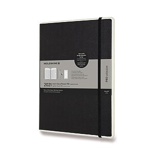 Diář Moleskine Smart Writing 2021