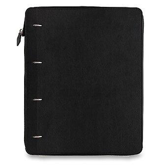 Obrázek produktu Blok Filofax Clipbook Classic Monochrome A4 - černý, zip