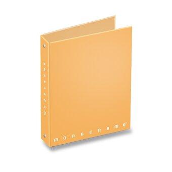 Obrázek produktu 4kroužkový pořadač Pigna Monocromo Pastel - A4, 30  mm, mix barev