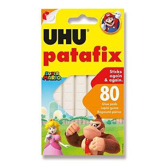 Obrázek produktu Samolepicí montážní guma UHU Tac Patafix Tajný život mazlíčků 2 - bílá, 80 ks