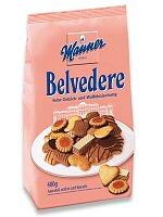 Mix sušenek a oplatek Manner Belvedere